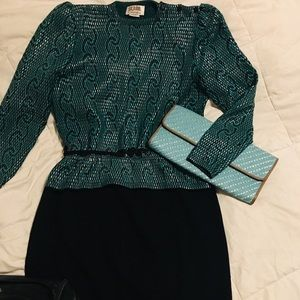 VTG 3 piece outfit! Saks Fifth Avenue, St. John's